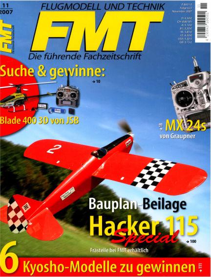 FMT - FLUGMODELL UND TECHNIK October 01, 2007 00:00