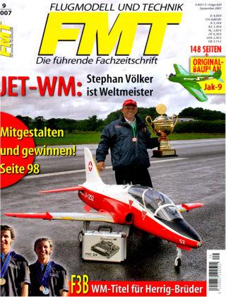 FMT - FLUGMODELL UND TECHNIK 09/2007