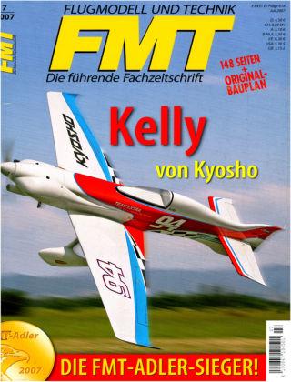 FMT - FLUGMODELL UND TECHNIK 07/2007