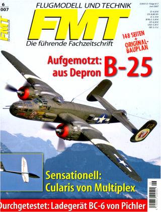 FMT - FLUGMODELL UND TECHNIK 06/2007