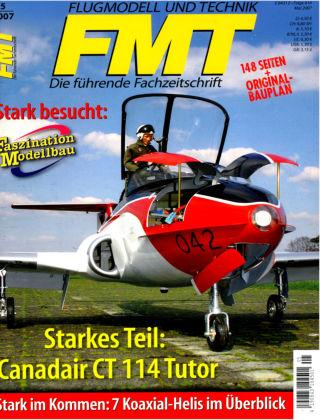 FMT - FLUGMODELL UND TECHNIK 05/2007