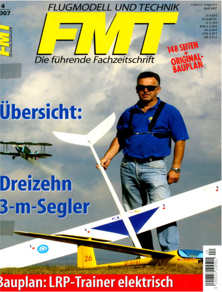 FMT - FLUGMODELL UND TECHNIK March 01, 2007 00:00