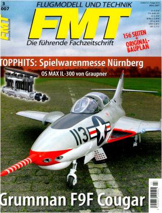 FMT - FLUGMODELL UND TECHNIK 03/2007