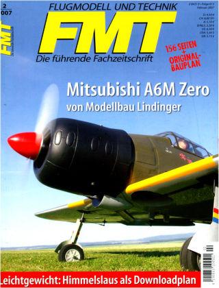 FMT - FLUGMODELL UND TECHNIK 02/2007