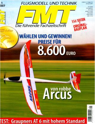 FMT - FLUGMODELL UND TECHNIK 01/2007