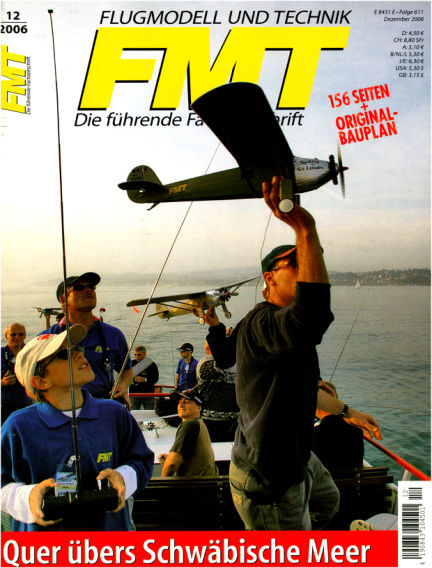 FMT - FLUGMODELL UND TECHNIK November 01, 2006 00:00