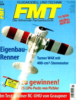 FMT - FLUGMODELL UND TECHNIK 11/2006