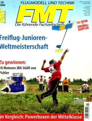 FMT - FLUGMODELL UND TECHNIK 10/2006