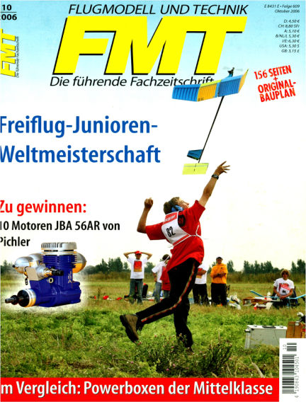 FMT - FLUGMODELL UND TECHNIK September 01, 2006 00:00