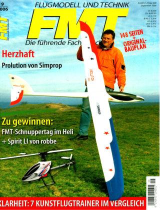 FMT - FLUGMODELL UND TECHNIK 09/2006