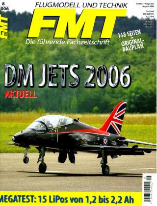 FMT - FLUGMODELL UND TECHNIK 08/2006