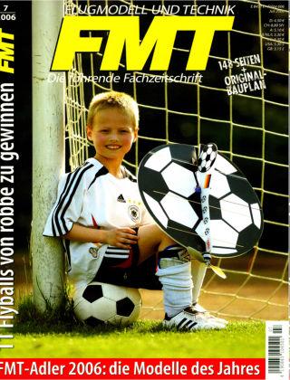 FMT - FLUGMODELL UND TECHNIK 07/2006