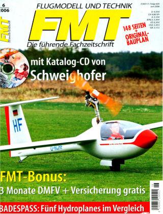 FMT - FLUGMODELL UND TECHNIK 06/2006