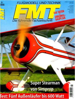 FMT - FLUGMODELL UND TECHNIK 05/2006