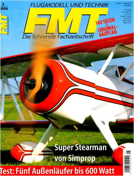 FMT - FLUGMODELL UND TECHNIK April 03, 2006 00:00