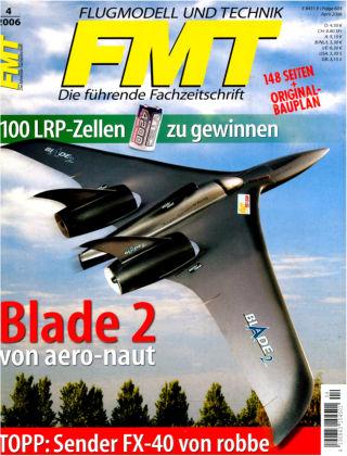 FMT - FLUGMODELL UND TECHNIK 04/2006
