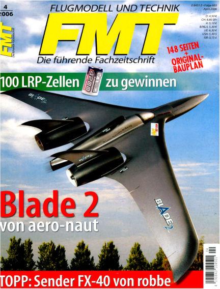 FMT - FLUGMODELL UND TECHNIK March 01, 2006 00:00
