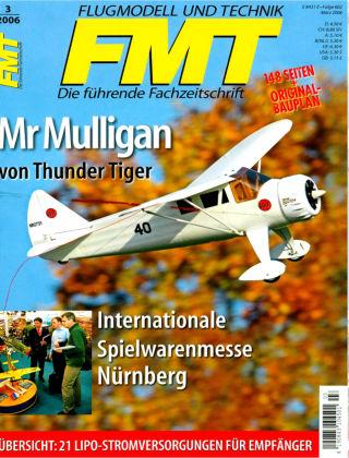FMT - FLUGMODELL UND TECHNIK 03/2006