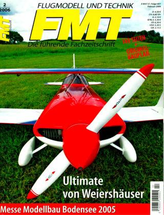 FMT - FLUGMODELL UND TECHNIK 02/2006