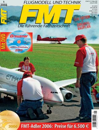 FMT - FLUGMODELL UND TECHNIK 01/2006