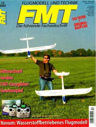 FMT - FLUGMODELL UND TECHNIK 12/2005