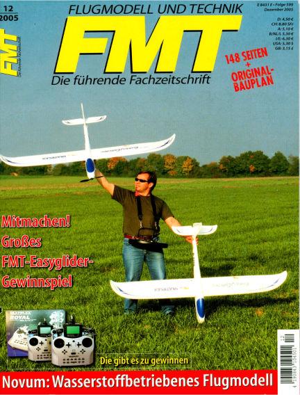 FMT - FLUGMODELL UND TECHNIK November 01, 2005 00:00