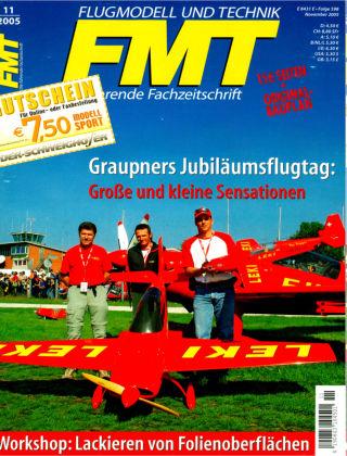 FMT - FLUGMODELL UND TECHNIK 11/2005