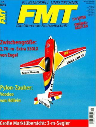 FMT - FLUGMODELL UND TECHNIK 10/2005