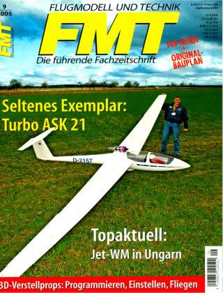 FMT - FLUGMODELL UND TECHNIK 09/2005