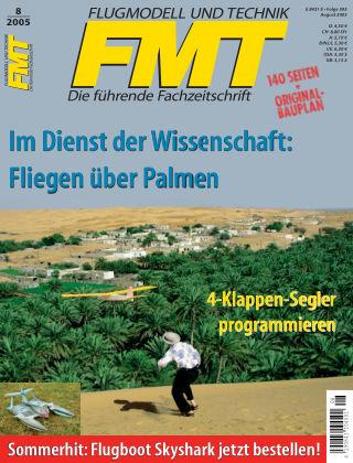 FMT - FLUGMODELL UND TECHNIK 08/2005