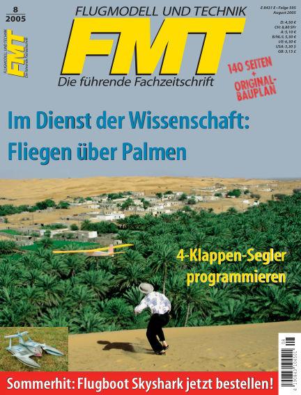 FMT - FLUGMODELL UND TECHNIK July 01, 2005 00:00