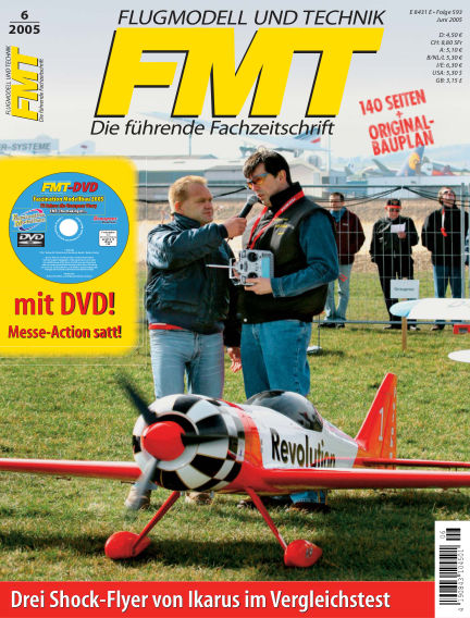 FMT - FLUGMODELL UND TECHNIK May 02, 2005 00:00