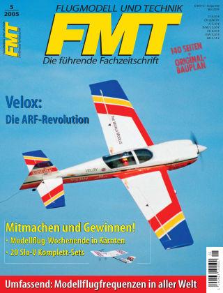 FMT - FLUGMODELL UND TECHNIK 05/2005