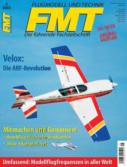 FMT - FLUGMODELL UND TECHNIK April 01, 2005 00:00