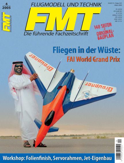 FMT - FLUGMODELL UND TECHNIK March 01, 2005 00:00