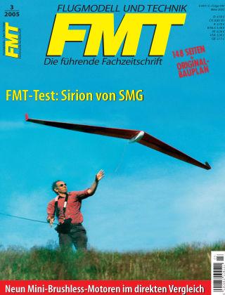 FMT - FLUGMODELL UND TECHNIK 03/2005