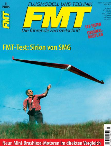 FMT - FLUGMODELL UND TECHNIK February 01, 2005 00:00