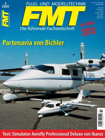 FMT - FLUGMODELL UND TECHNIK January 03, 2005 00:00
