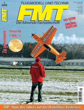FMT - FLUGMODELL UND TECHNIK 01/2005