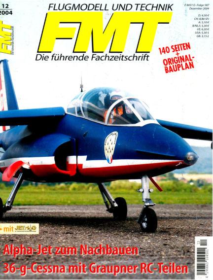 FMT - FLUGMODELL UND TECHNIK November 01, 2004 00:00