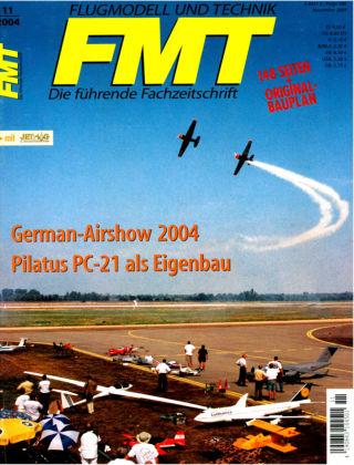 FMT - FLUGMODELL UND TECHNIK 11/2004