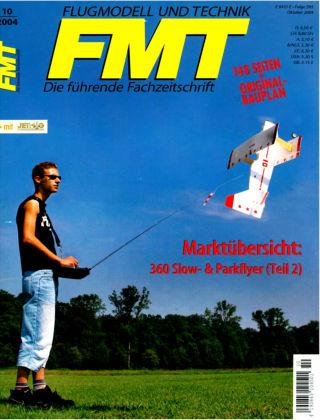 FMT - FLUGMODELL UND TECHNIK 10/2004