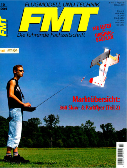 FMT - FLUGMODELL UND TECHNIK September 01, 2004 00:00