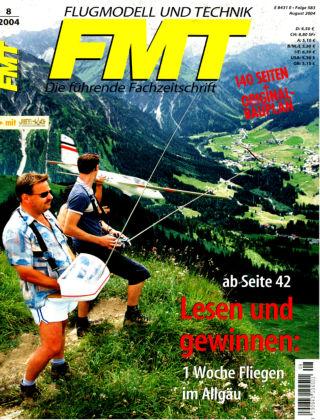 FMT - FLUGMODELL UND TECHNIK 08/2004