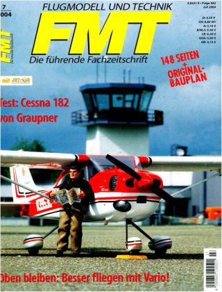 FMT - FLUGMODELL UND TECHNIK 07/2004