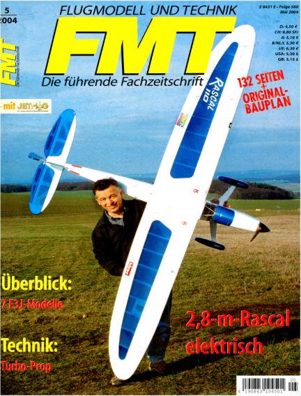 FMT - FLUGMODELL UND TECHNIK April 01, 2004 00:00