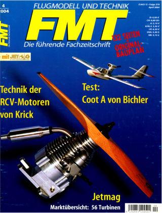 FMT - FLUGMODELL UND TECHNIK 04/2004