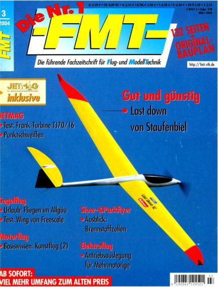 FMT - FLUGMODELL UND TECHNIK February 02, 2004 00:00