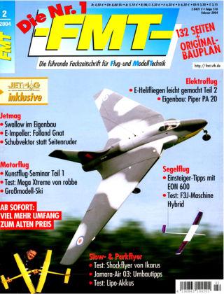 FMT - FLUGMODELL UND TECHNIK 02/2004