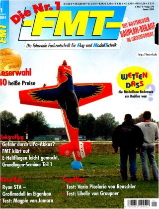 FMT - FLUGMODELL UND TECHNIK 01/2004